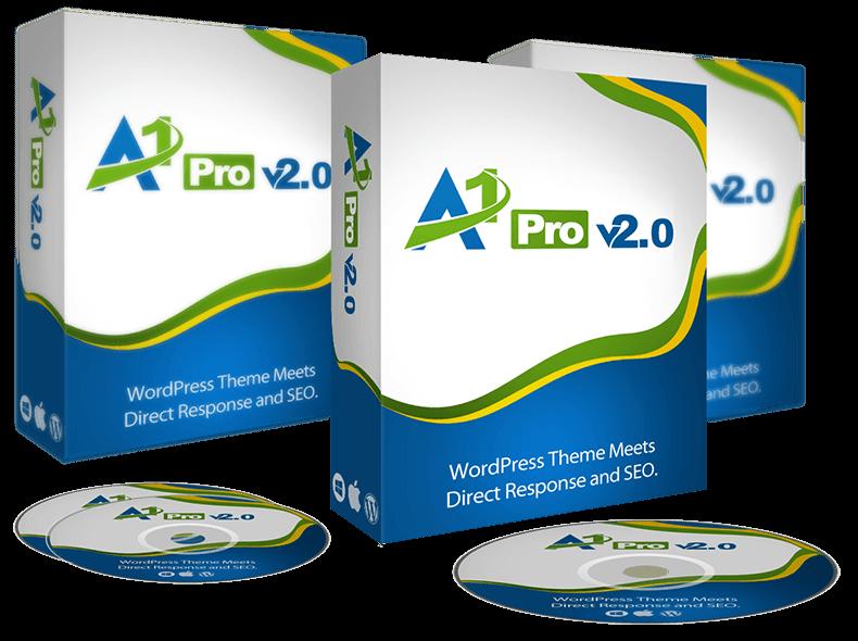 A1 Pro v2.0.1 WordPress Theme a1v2-cover