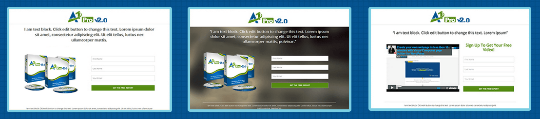 A1 Pro v2.0.1 WordPress Theme3