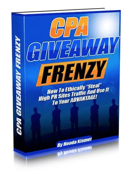 CPA Giveaway Frenzy + OTO