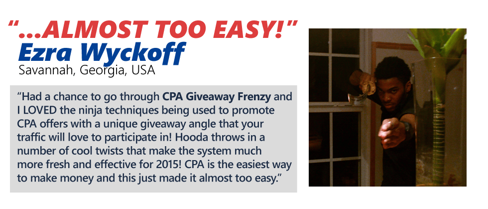 CPA Giveaway Frenzy + OTOtestimonial4