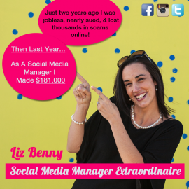 Liz Benny – Social Monkey Business Training