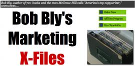 Bob Bly's Marketing X-Files