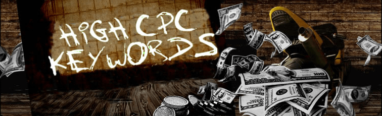 High CPC Keywords 50k Edition