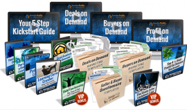 Patrick Riddle – Investor Profits On Demand