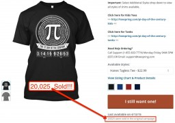 Pi Scaled – Value $147