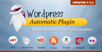 WordPress Automatic Plugin – Value $17