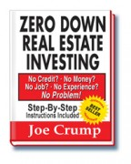 Zero Down Real Estate Investing – Value $97