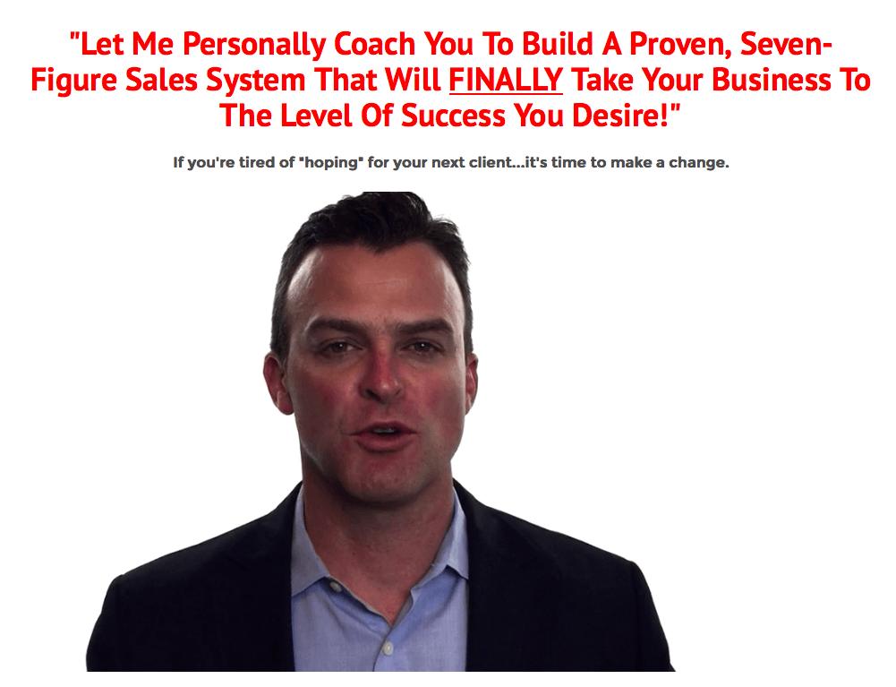 7 Figures Sales Coach Program
