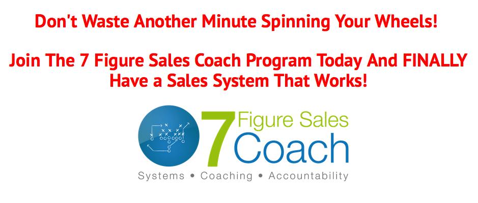 7 Figures Sales Coach Program9