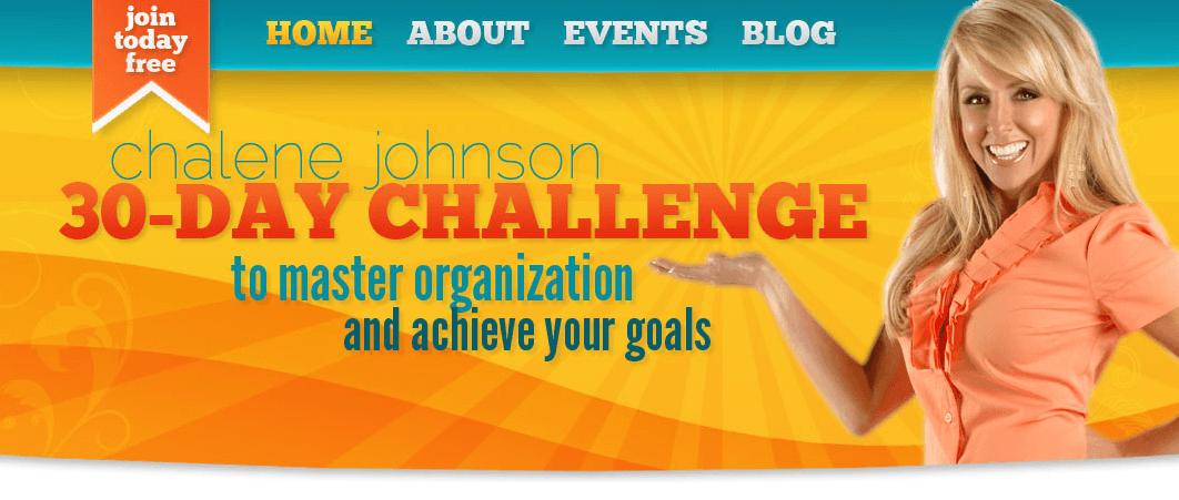 Chalene Johnson - 30-Day Push Goal Challenge
