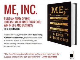 Gene Simmons – Me, Inc Build an Army of One