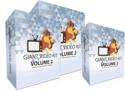 Giant Video Kit Volume 2 – Value $27
