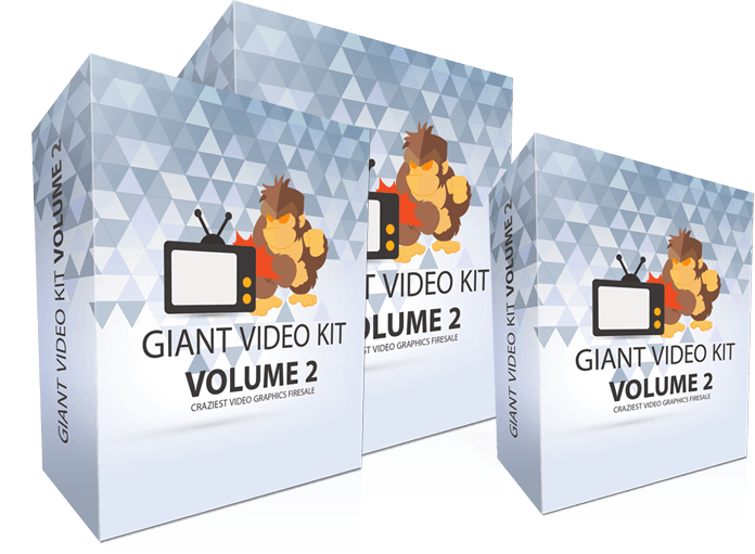 Giant Video Kit Volume 2box