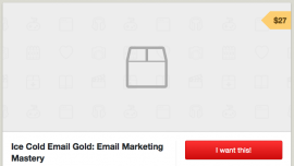 Ice Cold Email Gold, The Key To Getting Clients With Email Marketing Mastery