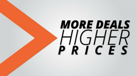 More Deals High Prices