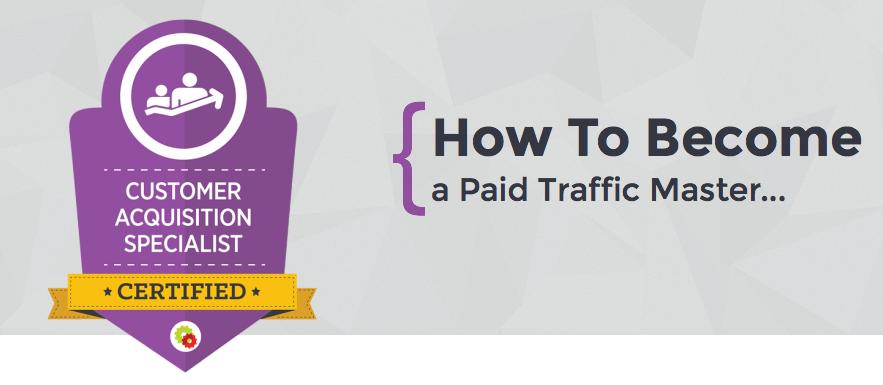 Ryan Deiss – Paid Traffic Mastery + OTO