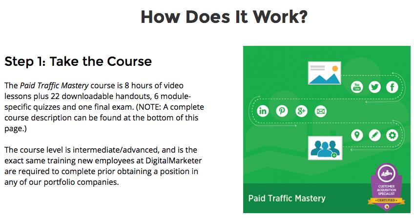 Ryan Deiss – Paid Traffic Mastery + OTO3