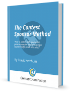 Travis Ketchum – The Contest Sponsor Method – Value $197