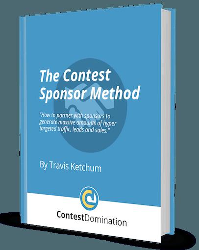 Travis Ketchum - The Contest Sponsor Method