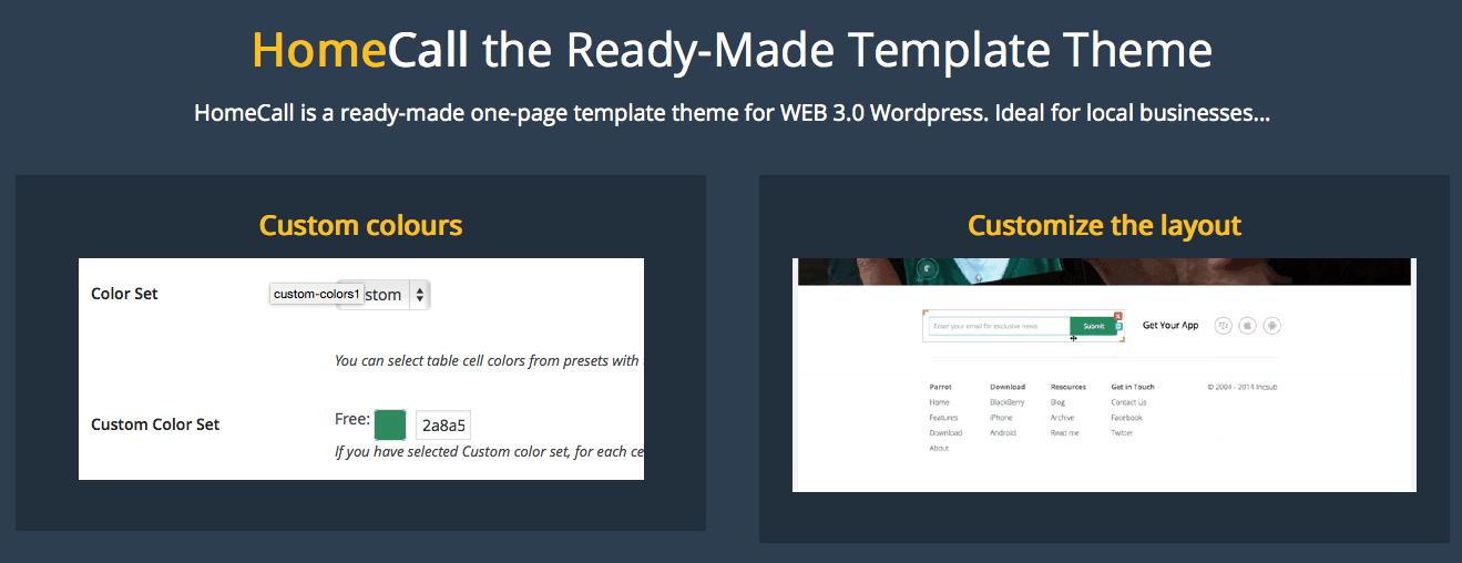 WEB 3.0 WordPress2