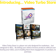 Video Turbo Store – Developer Edition – Value $40
