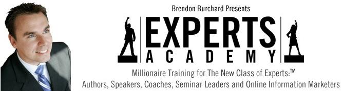 Brendon Burchard – Experts Academy