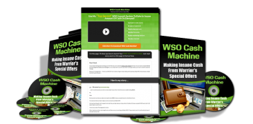 WSO Cash Machine PLR Video Series – Value $9.95