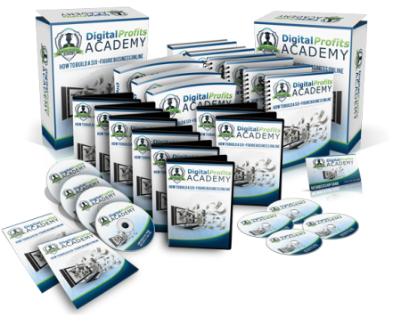 Derrick Van Dyke – Digital Profits Academy bundle-e1383751356574