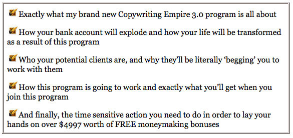 Jo Han Mok - Copywriting Empire 3