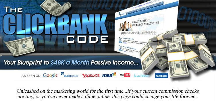 The Clickbank Code Michael Jones