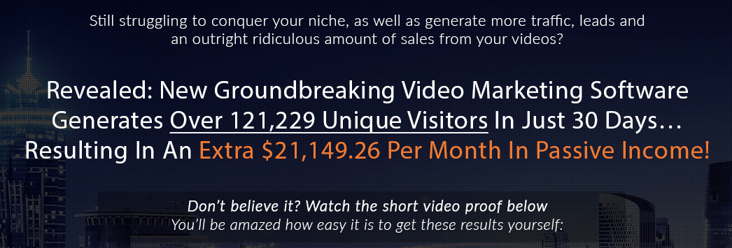 Video Vibe Pro