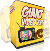 Giant Video Kit Volume 3 – Value $27