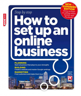 Tim Danton How to Set Up an Online Business