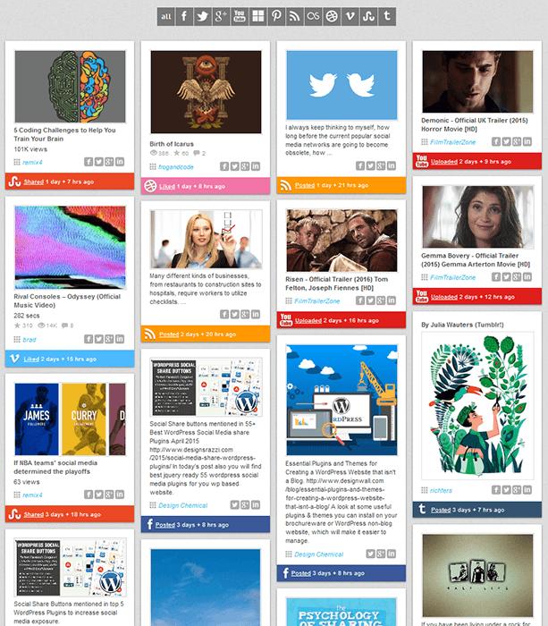 WordPress Social Stream dcsns_full_wall