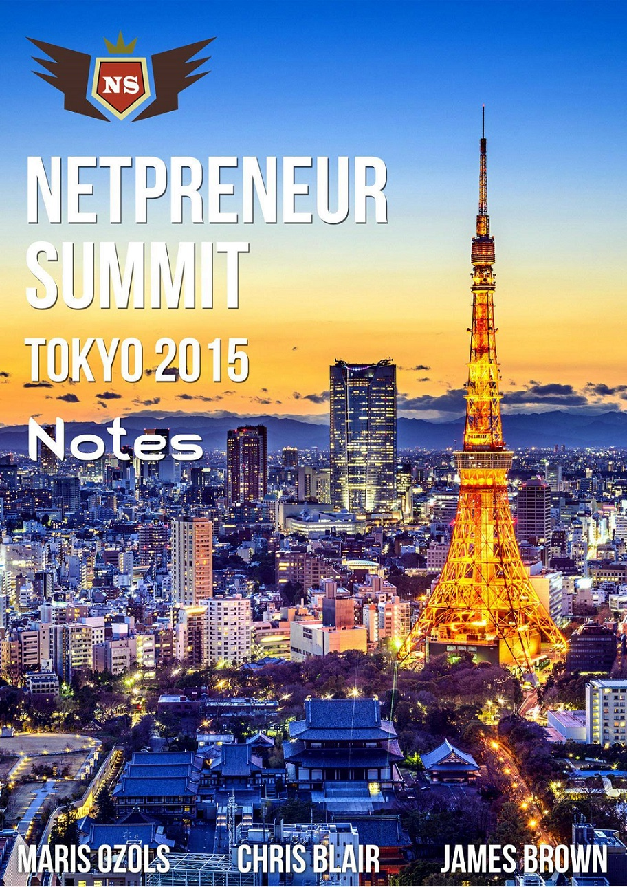 2015 Netpreneur Summit Recording and Notes – Value $599