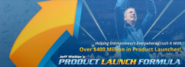 Product Launch Formula 5.0 – Jeff Walker