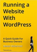 Running a Website with WordPress (Revised for 2015)