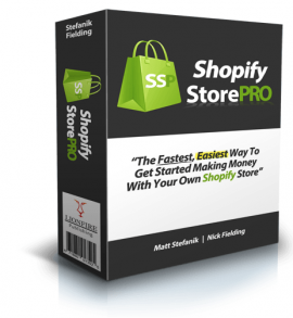 Shopify Store Pro Course