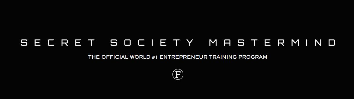 Timothy Marc – Secret Society Mastermind 2015