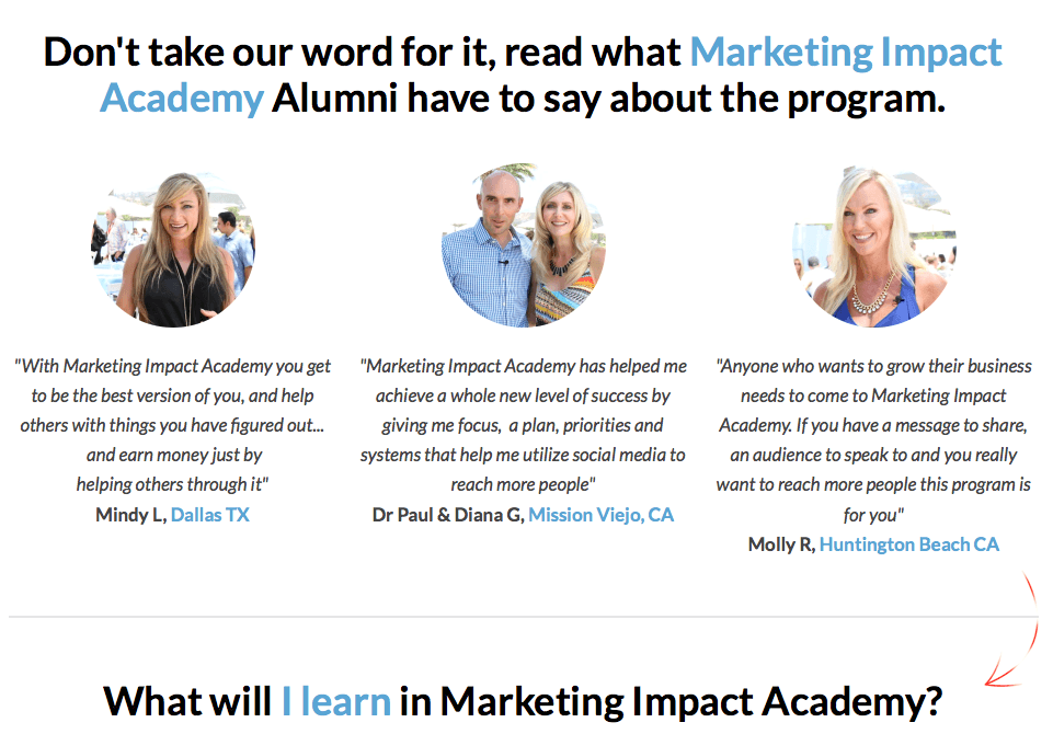 Marketing Impact Academy3