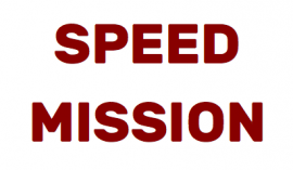 speed mission