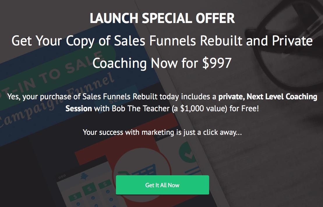 Bob Jenkins – Sales Funnels Rebuilt7