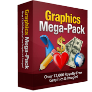 Graphics Mega Bundle (12,000 graphics) + Instant PhotoShop Expert