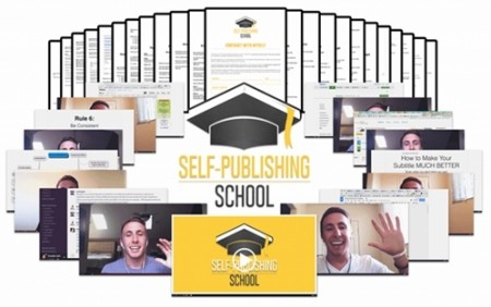 Chandler Bolt – Self Publishing School Pro