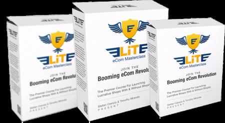 Elite eCom Masterclass lit-book