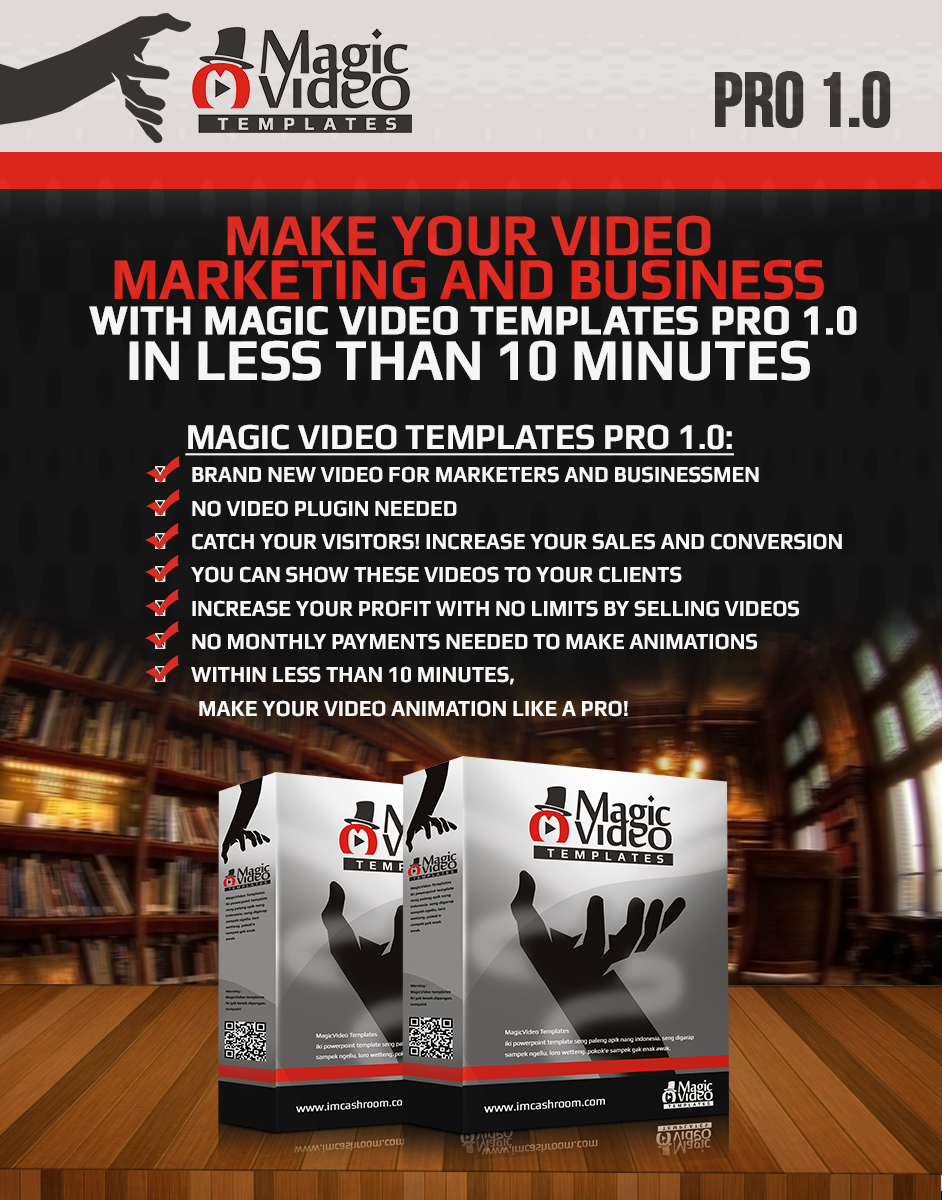 Magic Video Templates - Mega Bundle 1