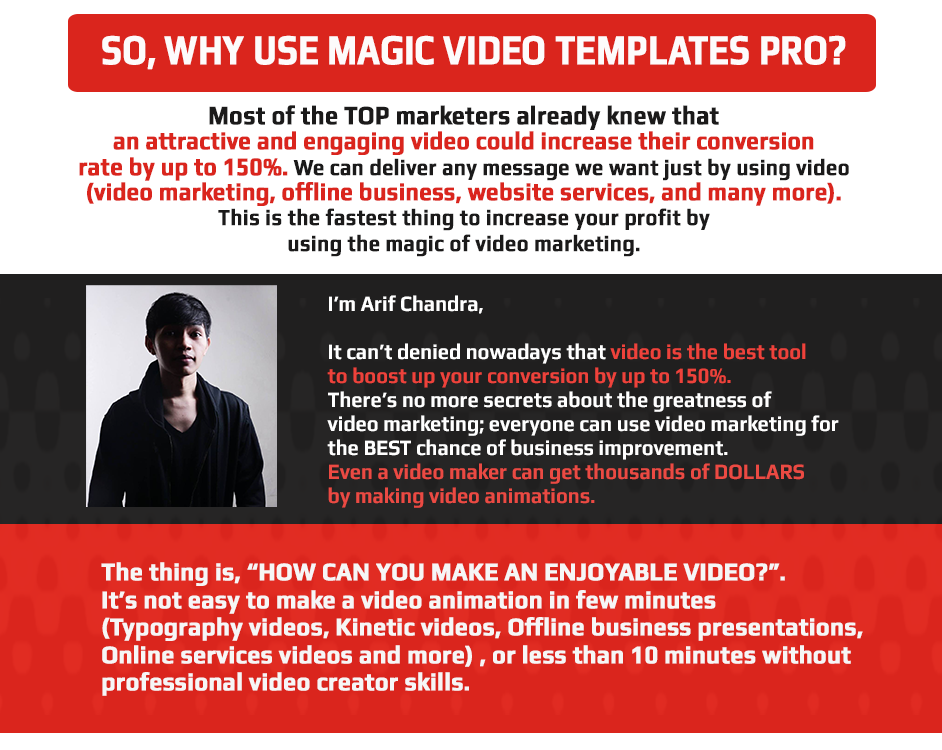 Magic Video Templates - Mega Bundle2