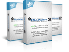 WP – Fan Machine V2 + OTOS – Value $342
