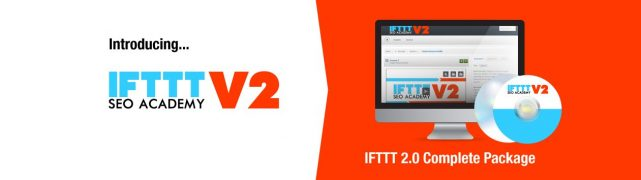 IFTTT SEO ACADEMY 2.0 – Value $47/month