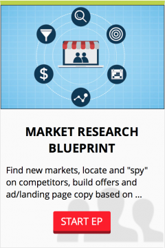 6 Step Market Research Blueprint